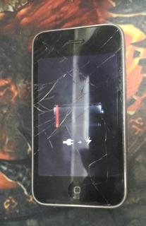 iPhone 3gs 8gb, Modelo A1241 - Leia Anuncio