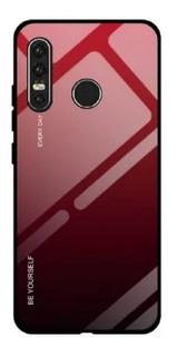 Funda Para Xiaomi Gradient Vidrio Templado Fuerte, Colores