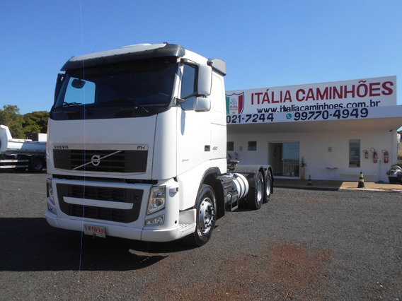 Volvo Fh 460 2014 Completo Único Dono Itália Caminhões
