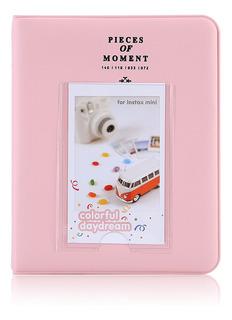 Polaroid - Funda Para Álbum De Fotos Fuji Instax Mini8 7s 25