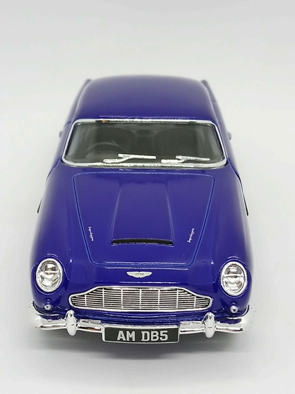 Miniatura Aston Martin Db5 Ano( 1963 ) Clássico Escala 1/38
