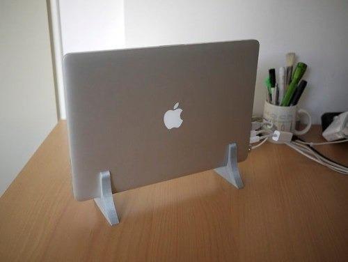 Suporte Macbook De Mesa Vertical Apple Air 11 13 15 Apoio