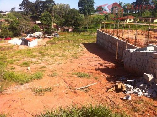 Terreno Em Condomínio Para Venda Em Cotia, Paisagem Renoir - Te0012_1-1009703