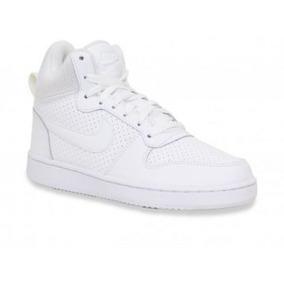 Tênis Nike Cano Alto Branco Original