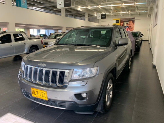 Jeep Grand Cherokee Limited 5.7cc Aut 4x4 Gris 2012 Dlx121