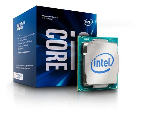 Processador 1151 Core I3-7100 3.9ghz/3mb Box Intel