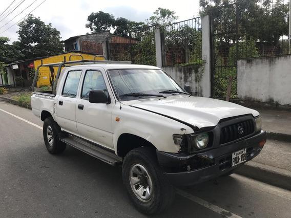 Toyota Hilux Argentina