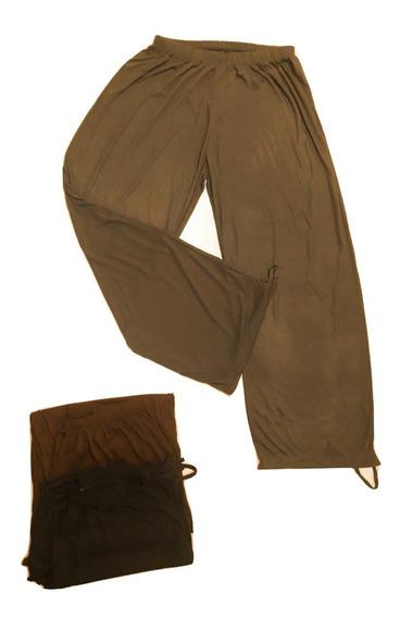 Pantalon De Modal Talles Grandes Especiales