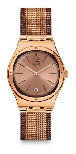 Reloj Swatch Full Rose Jacket - Mujer - Ylg408m