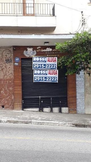 Loja Para Alugar, 85 M² Por R$ 1.800/mês - Vila Prudente - São Paulo/sp - Lo0027