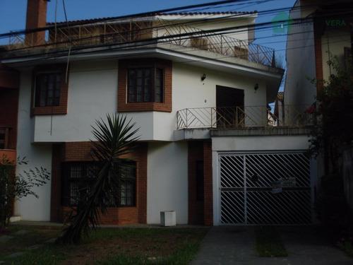 Imagem 1 de 30 de Sobrado Residencial À Venda, Chácara Nossa Senhora Do Bom Conselho, São Paulo. - So0079