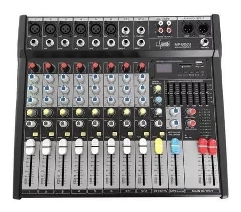 Consola E-sound Mp-802u  Cuotas