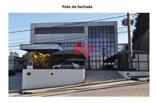 Galpão Comercial À Venda, Polo Industrial, Itapevi - Ga0670. - Ga0670