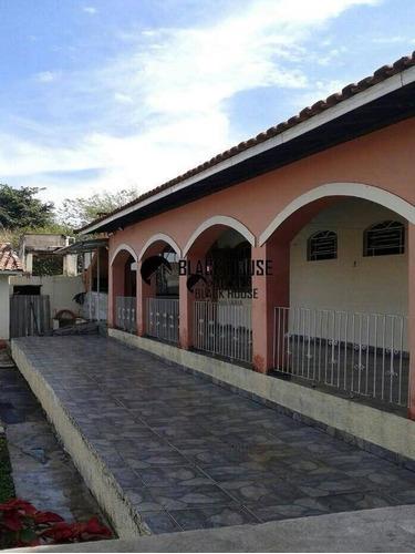 Chácara Com 5 Dormitórios À Venda, 2000 M² Por R$ 600.000,00 - Cidade Feliz - Conchas/sp - Ch0064