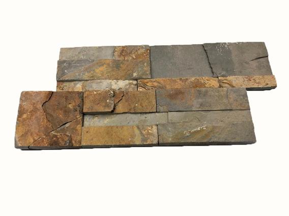 Laja De Piedra Oxido 18x35 Cm. Pinto Arredamento