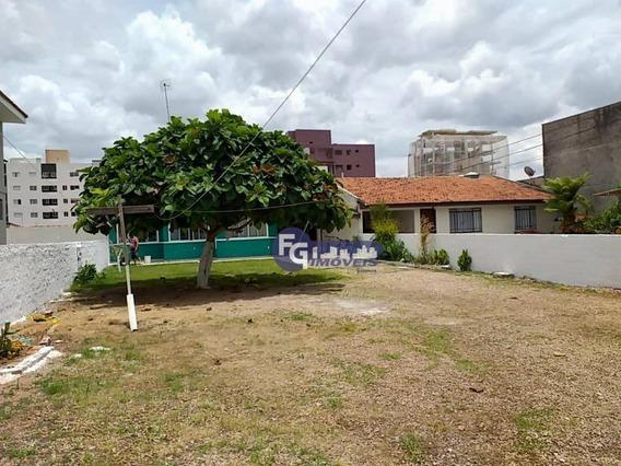 Terreno À Venda, 470 M² Por R$ 1.799.000,00 - Centro - São José Dos Pinhais/pr - Te0071