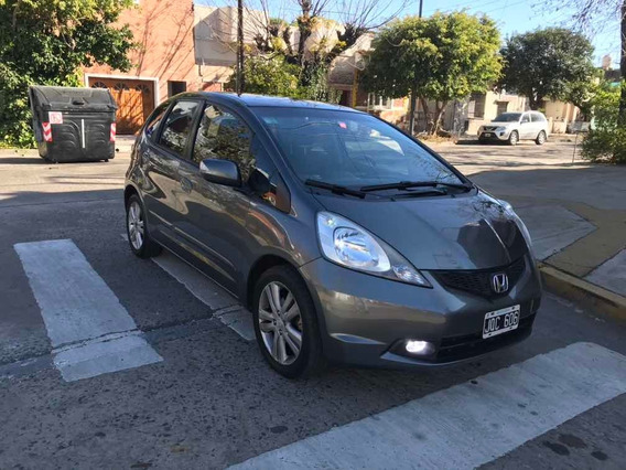 Honda Fit 1.5 Ex-l At 120cv 2011