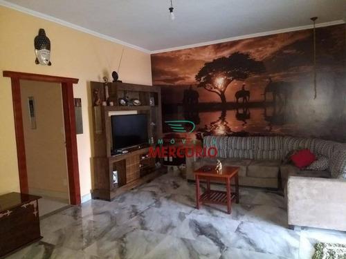 Imagem 1 de 23 de Casa À Venda, 350 M² Por R$ 630.000,00 - Vila Nova Santa Clara - Bauru/sp - Ca2825