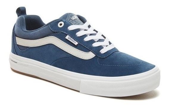 Zapatillas Vans Mod Kyle Walker Pro Azul!! 100% Original!