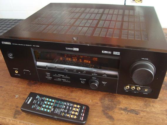 Receiver Yamaha Rx-v459 - 540 Watts - C/ Controle Remoto