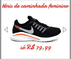 Tênis Feminino Caminhada Importado Top