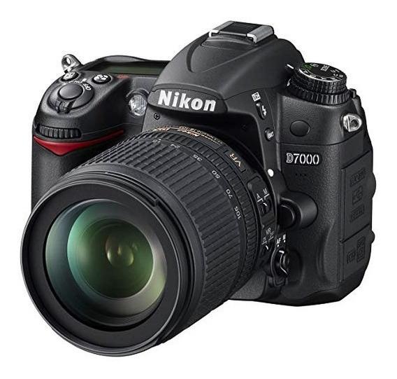 Câmera Fotográfica Nikon D7000 (completa)