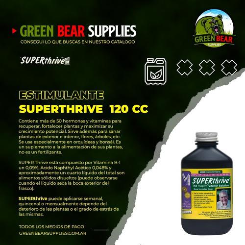 Superthrive Estim. 120 Cc. Nueva Fórmula.