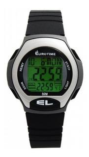 Reloj Eurotime Digital P/ Caballero 11/1120 - Tmreyz