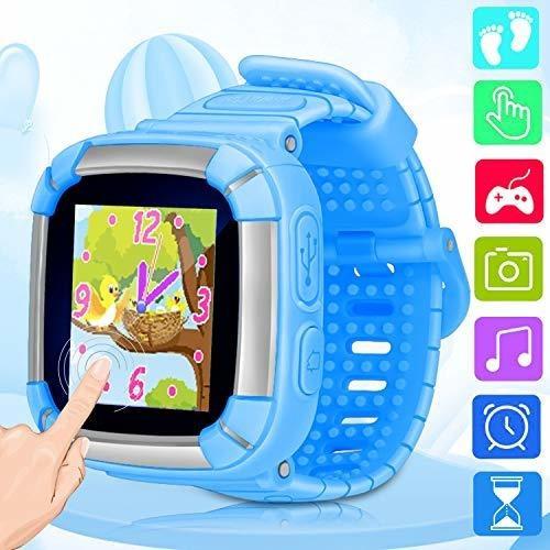 Reloj Inteligente Para Niños Juego Smartwatch Con Cámara Gra