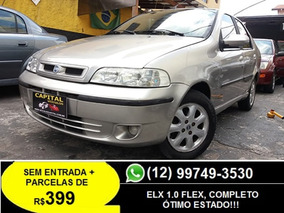 Fiat Siena Elx 1.0 8v(flex)(n.serie) 4p 2002