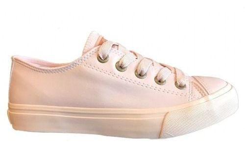 Tênis Capricho Like Class Feminino Monocolor Rose Cp0570