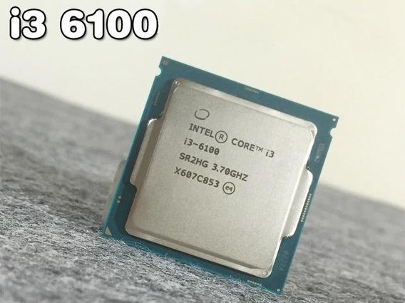 Processador Intel Core I3 6100