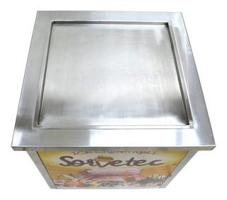 Máquina De Sorvete Na Chapa - Ice Cream Roll Sorvetec