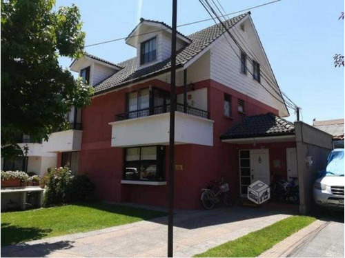 Imagen 1 de 30 de Casa Condominio Doña Ines, 120/200 M2, 4 Dorm 3 Baños,
