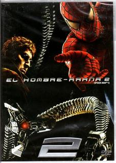 El Hombre Araña 2 ( Marvel ) Dvd Original Nuevo Sellado