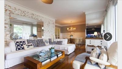 Apartamento Em Panamby, São Paulo/sp De 176m² 3 Quartos À Venda Por R$ 1.450.000,00 Ou Para Locação R$ 7.250,00/mes - Ap189535lr