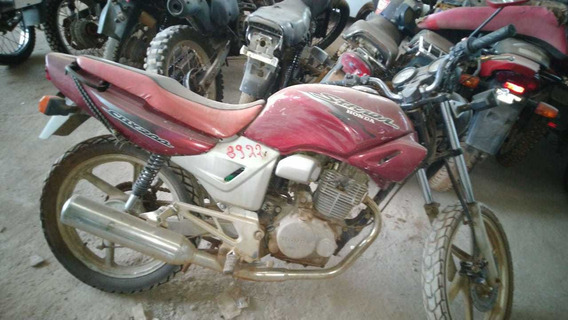 Honda Cbx Strada *sucata*