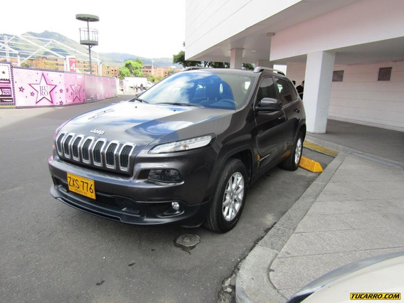 Jeep Cherokee Limited 3.5 Tp