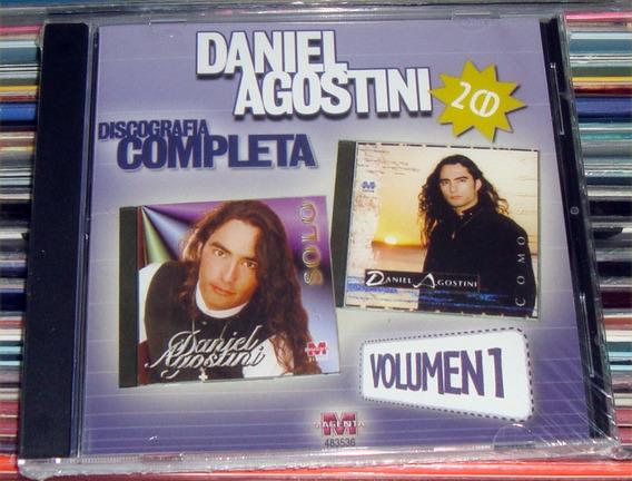 Daniel Agostini Discografia Completa Vol.1 2cd Sellado Kktus