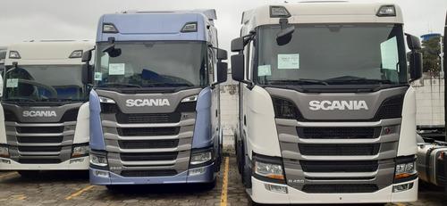 Scania R450 0km (entrada+parcelas) 2020