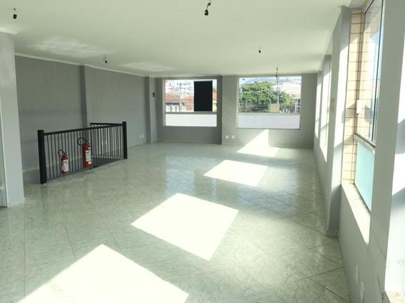 Sala Em Boqueirão, Santos/sp De 80m² Para Locação R$ 2.200,00/mes - Sa305768