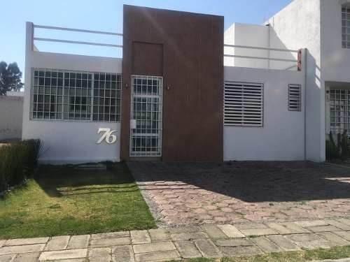 Casa En Venta Carretera Federal Puebla Atlixco Parque Loro