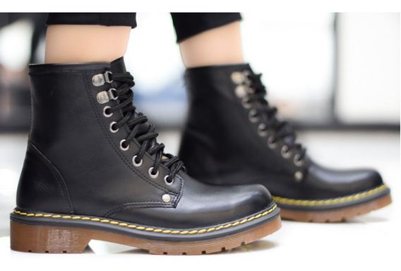Borcego Bota Mujer Zapato Calidad Moda Otoño Invierno