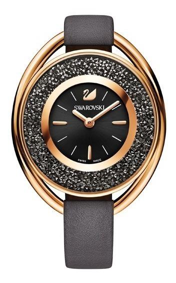 Relógio Swarovski Crystalline 1700 Cristais - Original