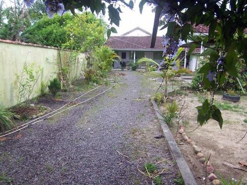 Imagem 1 de 10 de Casa 2 Quartos No Coroados Em Guaratuba/pr - Imobiliária África - Ca0092 - 4710220