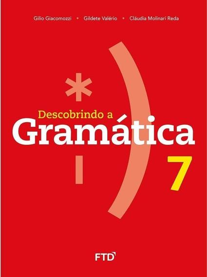 Descobrindo A Gramática - 7º Ano Professor Respondido