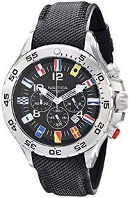 Relógio Nautica Chronograph N16553g