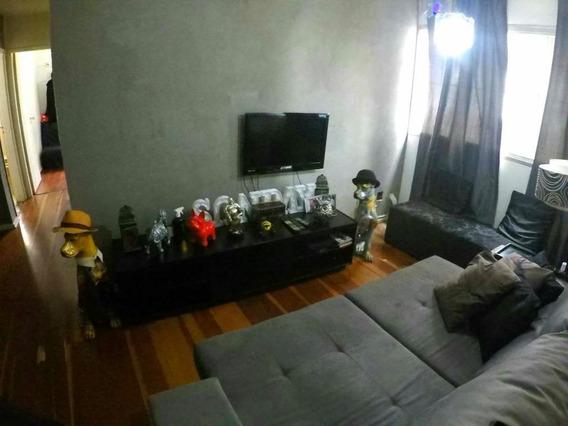 Apartamento Em Brooklin, São Paulo/sp De 71m² 2 Quartos À Venda Por R$ 520.000,00 - Ap273482