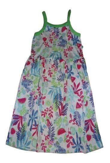 Vestido Solero Floreado. Talles Del 4 Al 14. Nuevo¡¡¡