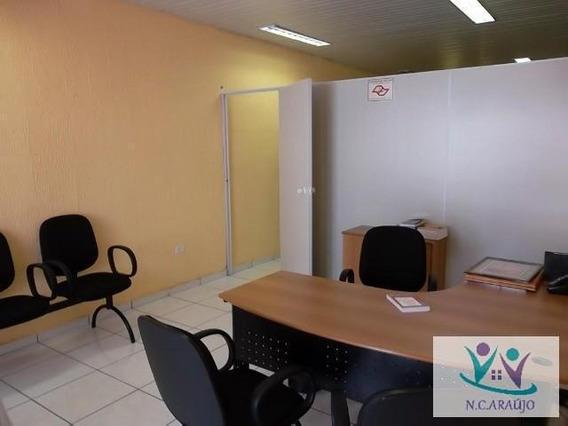 Casa Para Venda Em Mogi Das Cruzes, Centro - Ca0174_2-418462